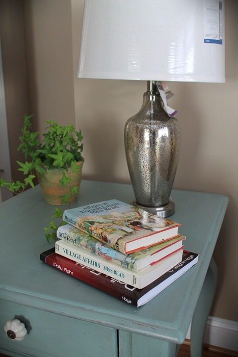 Annie Sloan End Table 2