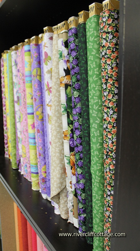 Fabric Array at Heavenly Fabric