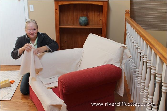 Danette Mayfield Slipcovers