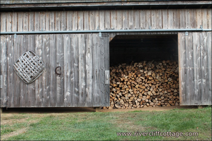 Barn Full of Wood