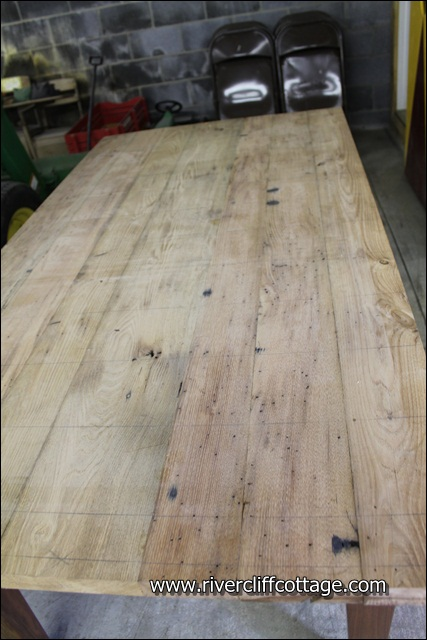 Chestnut Table Top