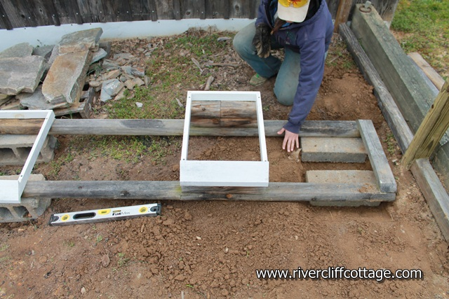 Apiary Leveling 2