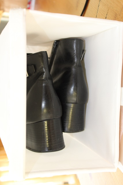 Ankle Boots Stored