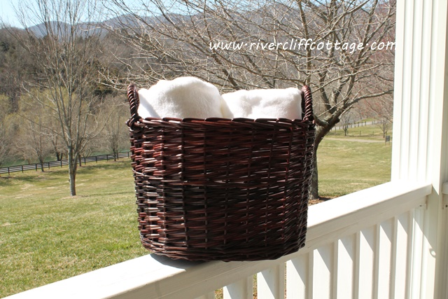Basket Towels
