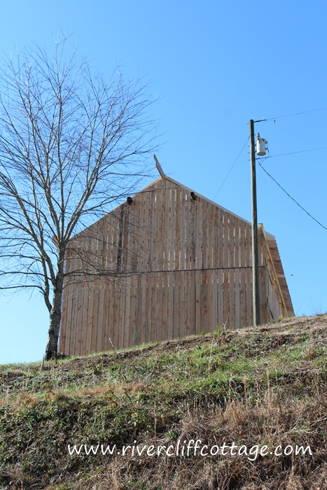 Crooked River Barn