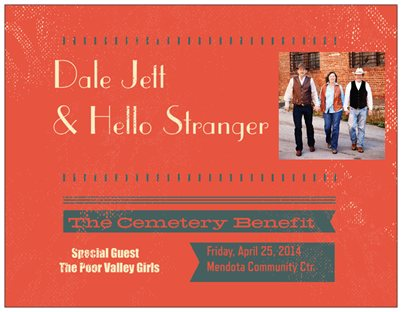 Dale Jett Card front