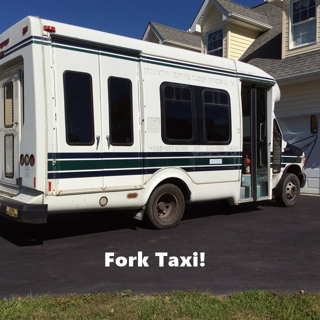 Fork Taxi