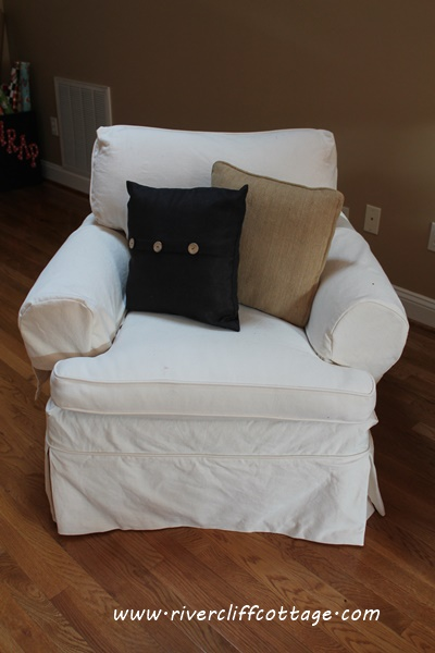 Just WAshed Slipcover