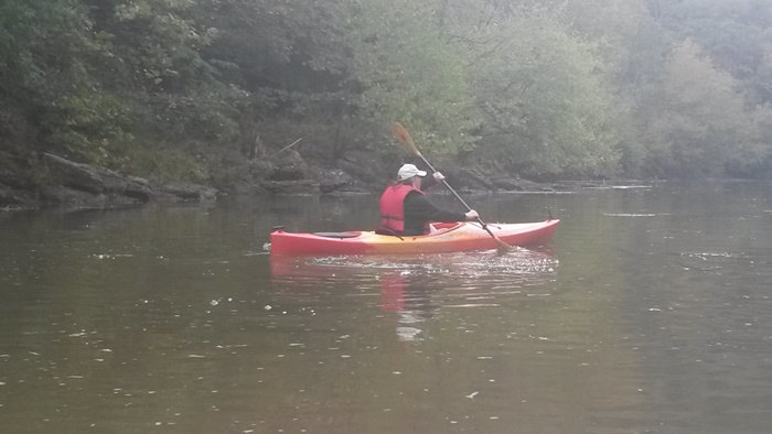 Kayak Hard