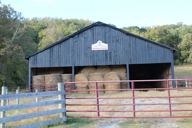 Mendota Farms Barn