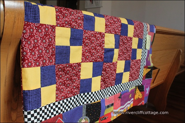 Nancy and Pat's Quilt