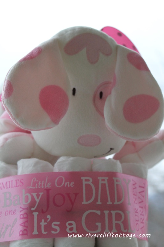 Pink Doggy Topper