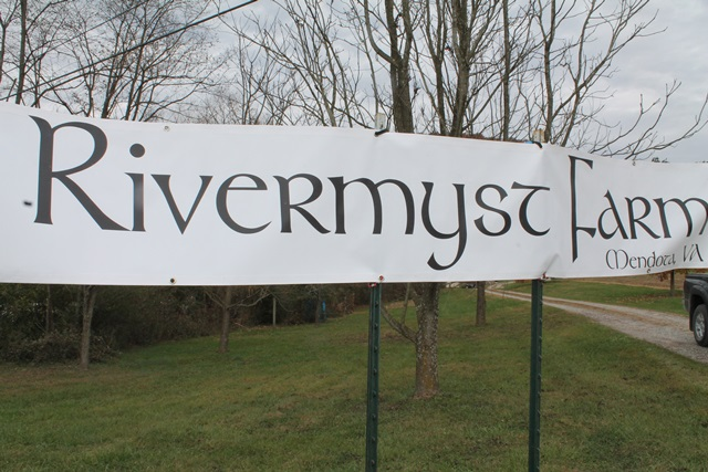 RiverMyst Sign