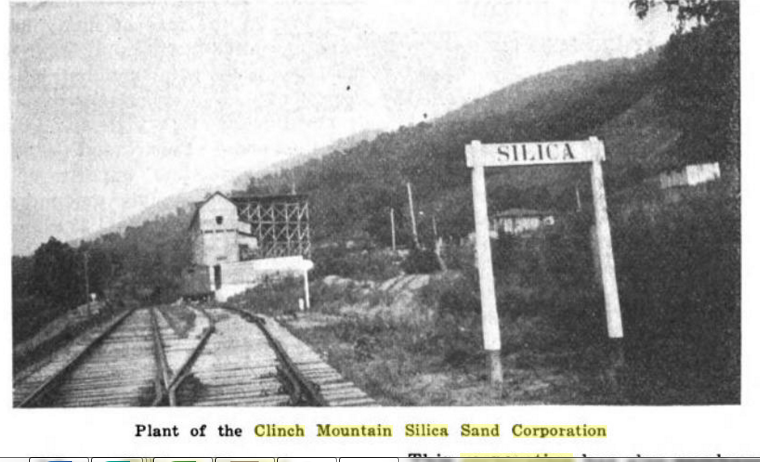 Silica Plant With words beneath