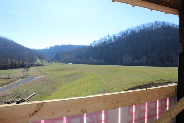 View from Barn 2