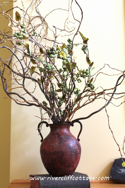 Willow in Vase Spring 2