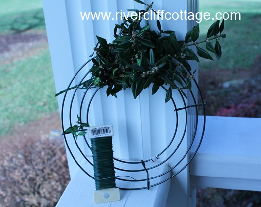 Wreath and Wire